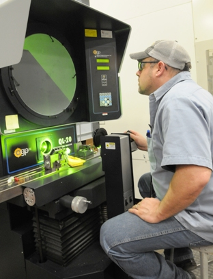 On the Shop Floor